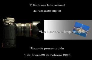 CERTÁMENES INTERNACIONALES 2008