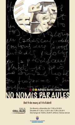 NO NOMÉS PARAULES