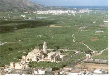 Simat y el monasterio
